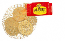 Milk Chocolate UK Coins Net 50g